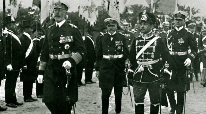 28. juni 1914. Den tyske sejrsfest på Dybbøl 1914