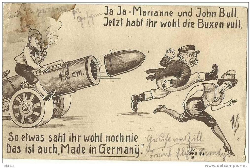 6. august 1914. Kampene om Liége (Lüttich)