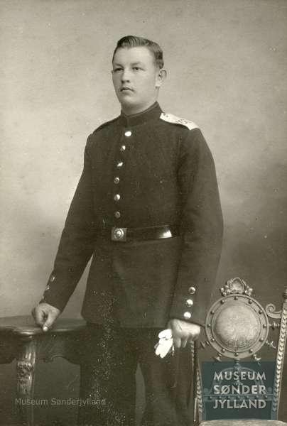 Peter Joachim Dietrich Hammer (1884-1914) Sønderborg