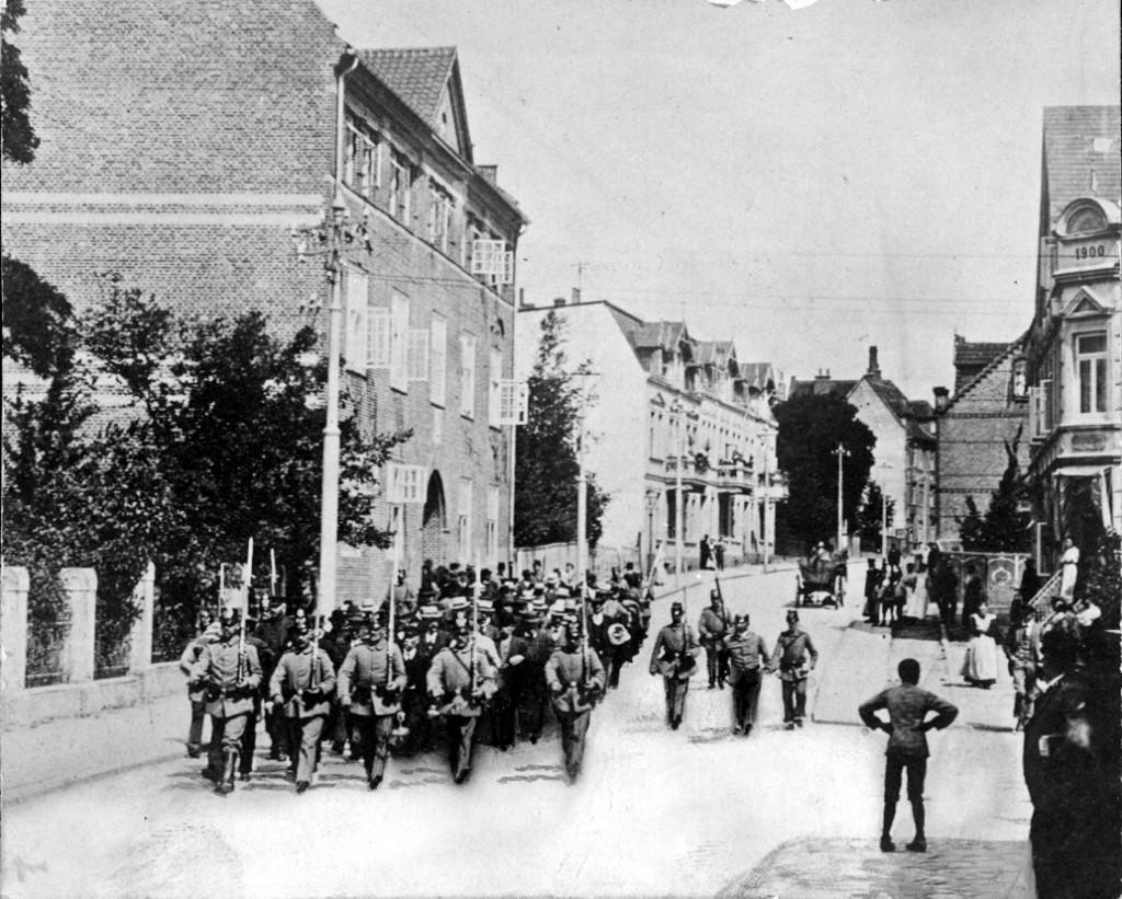 Fanger i Sonderborg