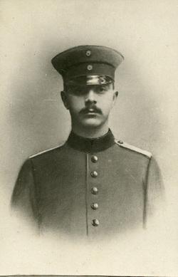 Christian Gunnersen (1892-1914) Sønderborg