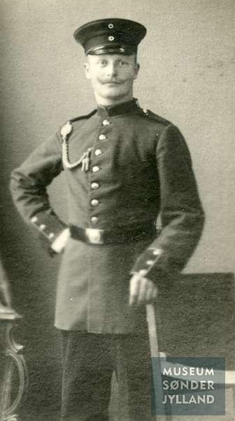 Heinrich Christian Sellmer (1889-1914) Sønderborg