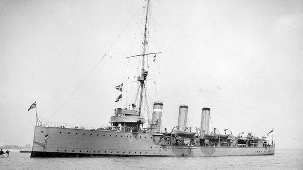 5. september 1914. Kampe på vestfront, østfront, Afrika og Nordsøen