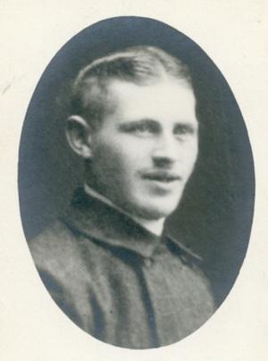 Just Theobald Schwarz (1887-1914), Rinkenæs.