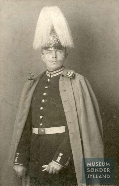 Hans Thomsen Tækker (1886-1914) Tandslet
