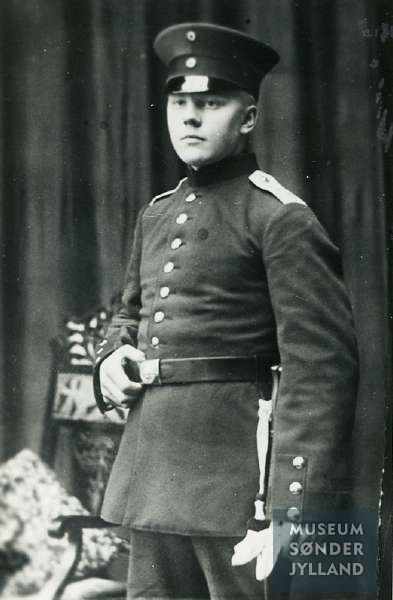 Jens Peter Thomsen (1892-1914) Notmarkskov, Notmark