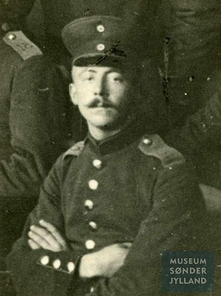 Hans Peter Petersen (1891-1914) Dybbøl