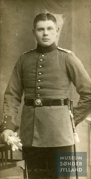 Christen Iversen Marcussen (1892-1914) Sønderby, Kegnæs