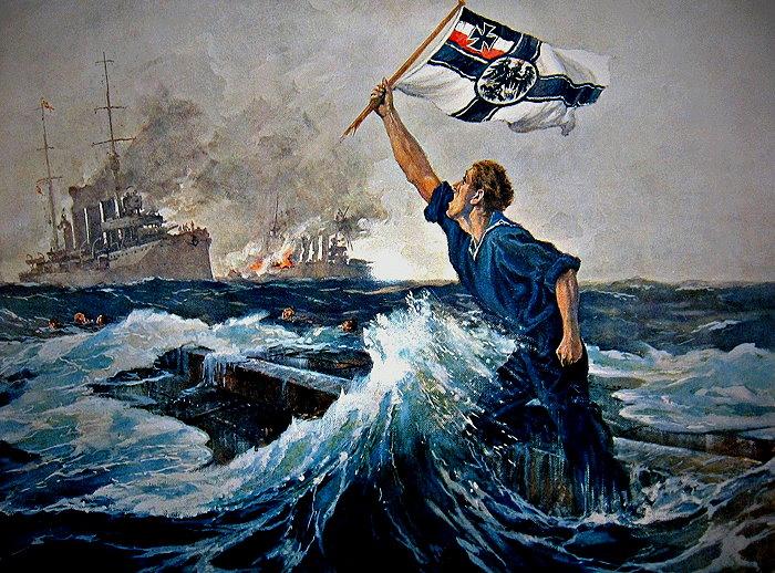 20. januar 1918 – De faldne