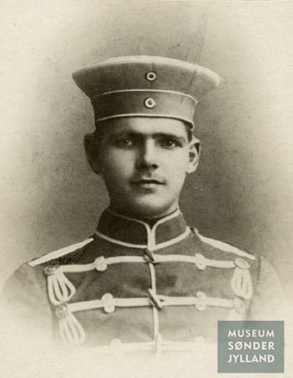 Ludwig Peter Karl Lenz (1894-1915) Sønderborg