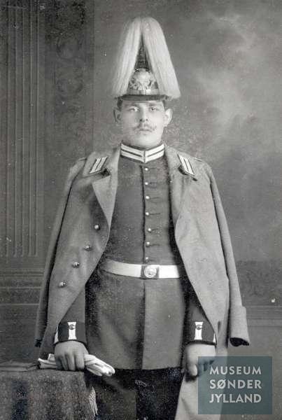 Christen Hansen (1894-1915) Dyndved, Egen