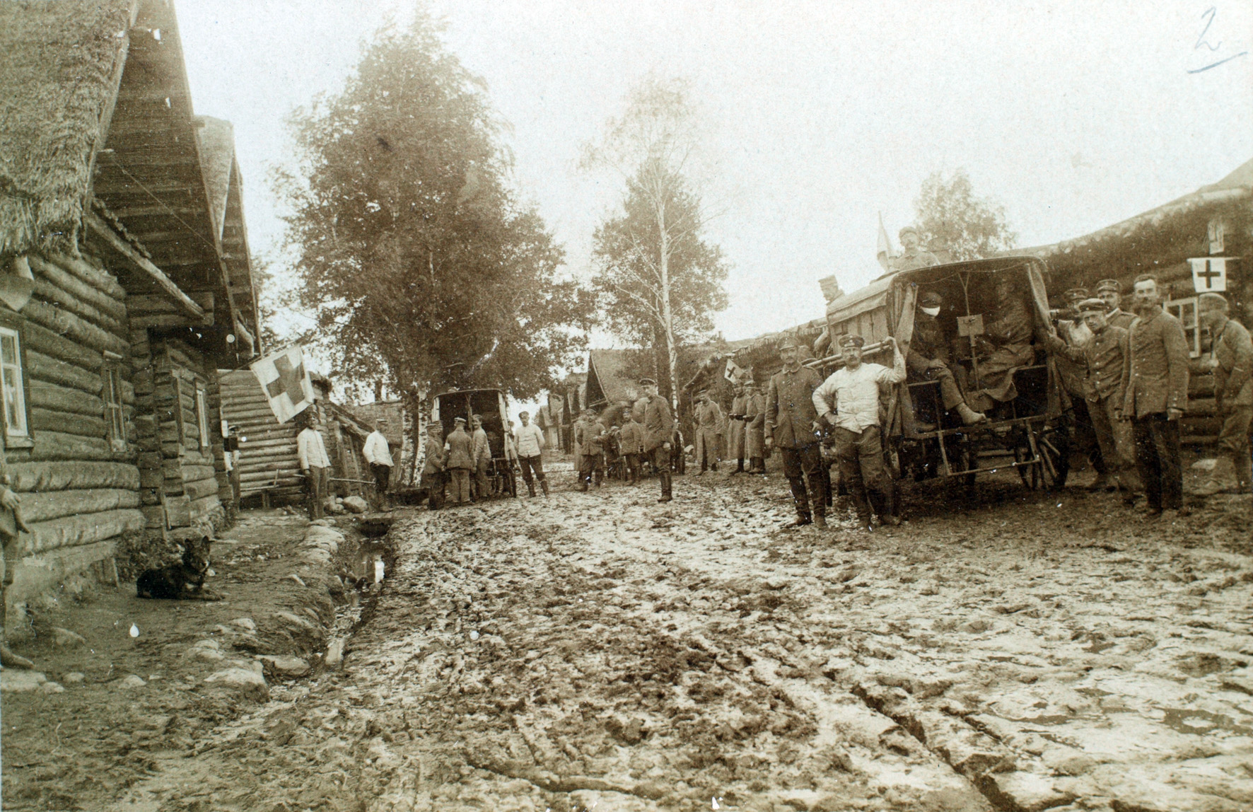 """28. februar 1915. """"Sådan er krigen jo …"""""""