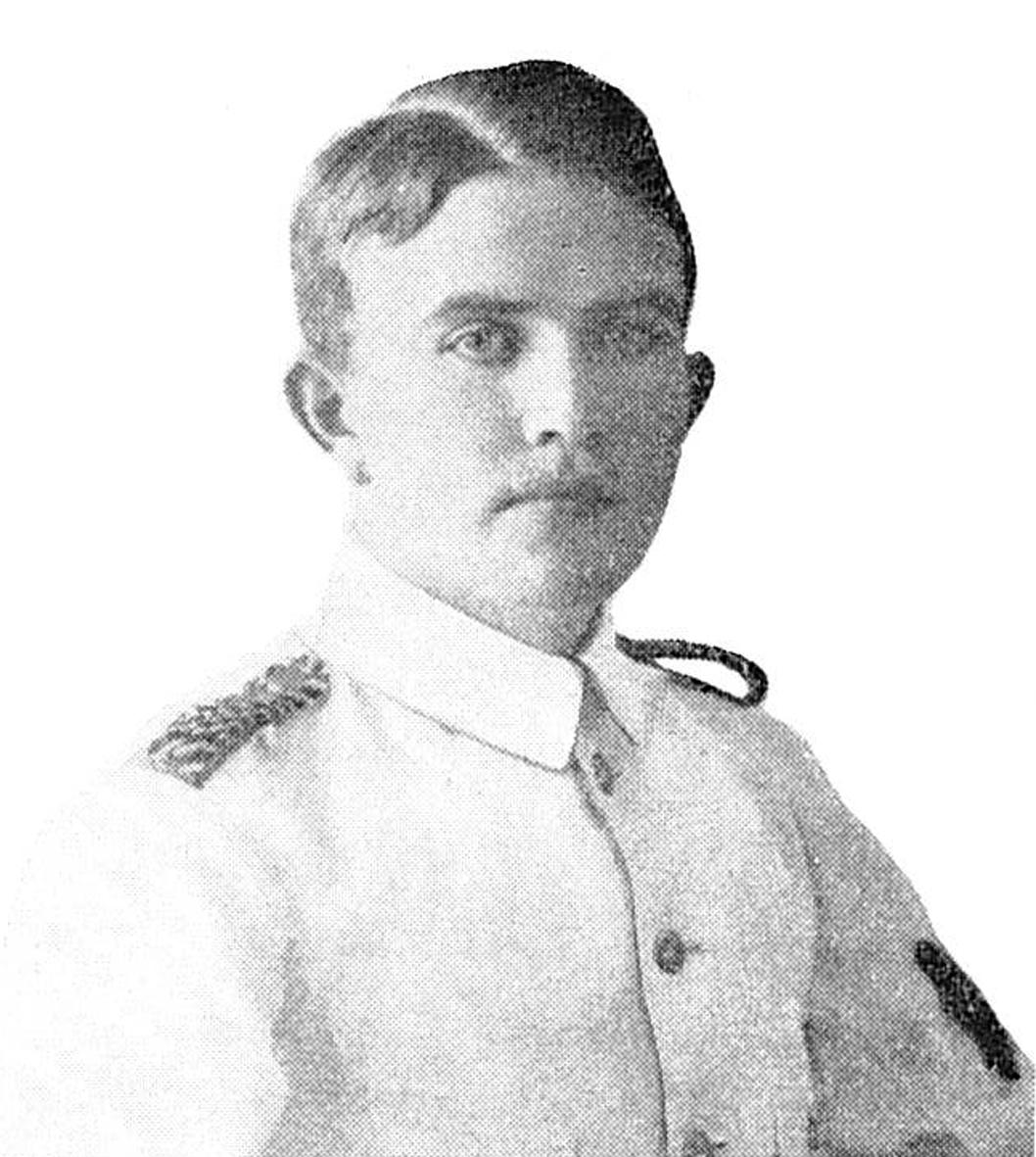 20. februar 1915. Matroser i civilt tøj