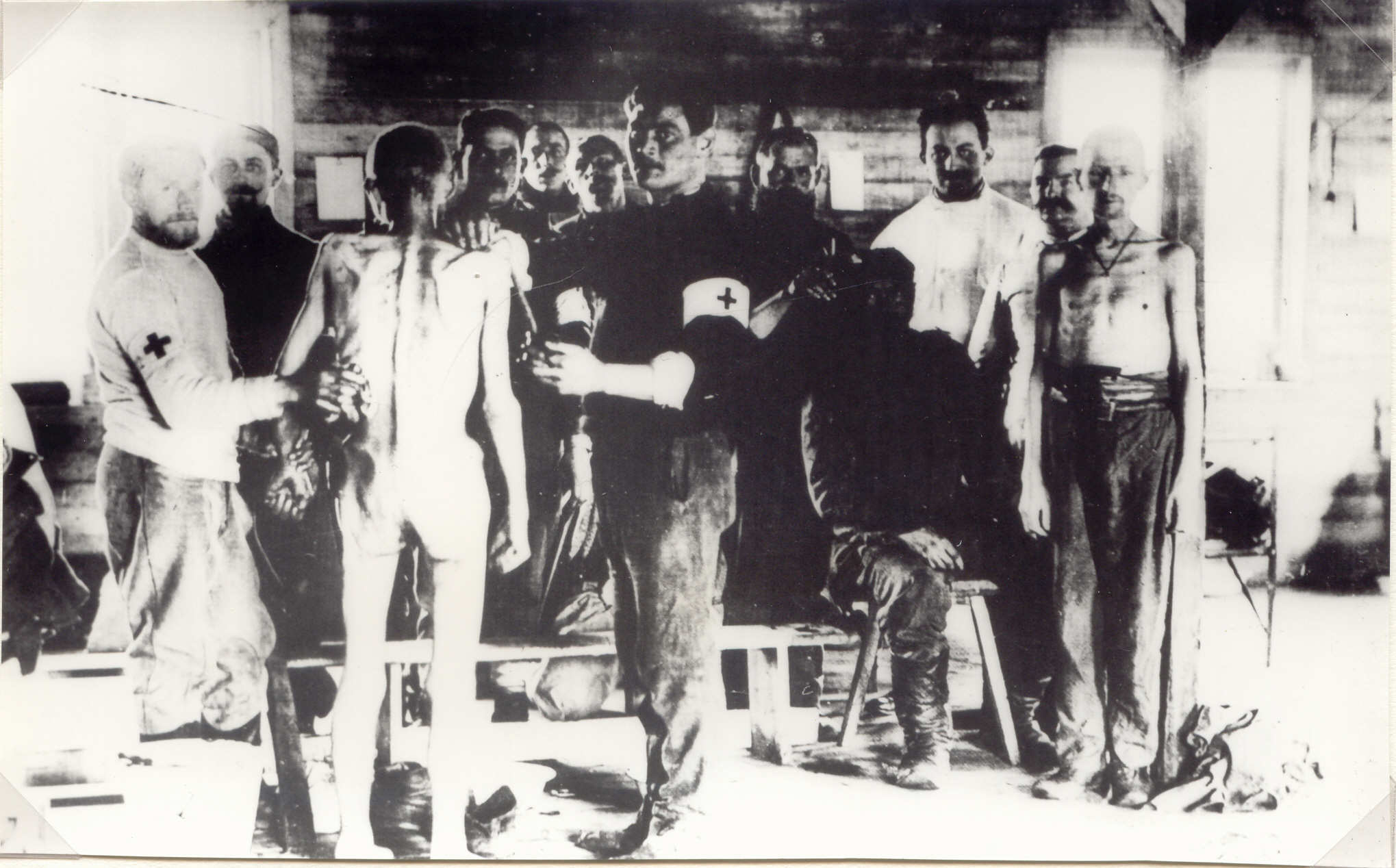 26. marts 1915. Triste forhold i fangelejrene i Nordslesvig