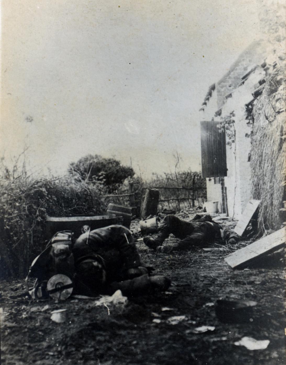 """20. januar 1915. Stormen på Hartmannsweilerkopf: """"Det er umuligt at komme videre!"""""""