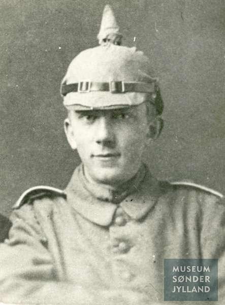 Jørgen Peter Zachariassen (1892-1915) Dybbøl