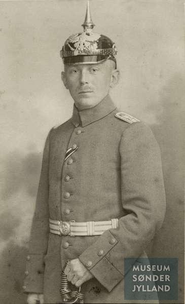 Hans Georg Andreas Petersen (1884-1915) Sønderborg