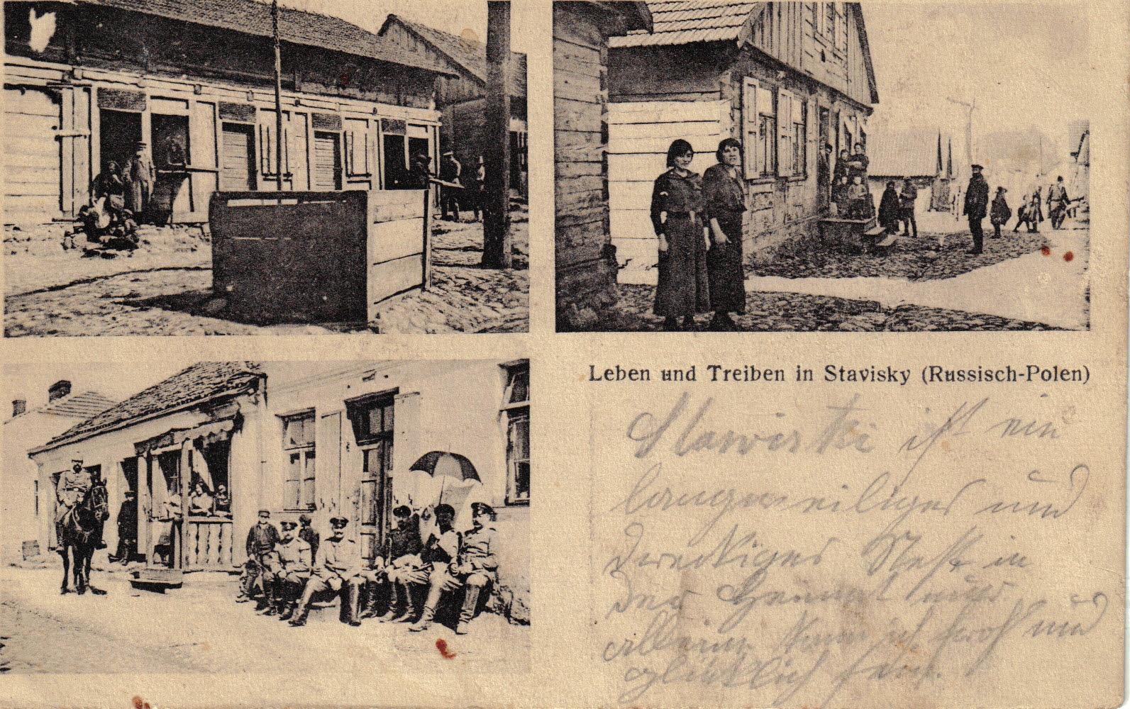 18. februar 1915. 8. Armés angreb mod Narew-Bohr linjen