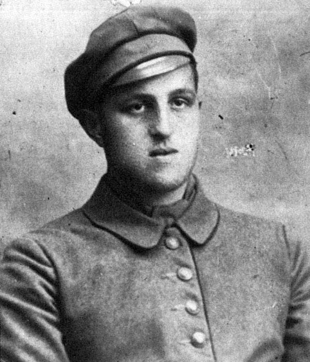 """21. februar 1915. Feltpost fra Frits Clausen: """"Da Russerne blev drevet ud af Østpreussen"""""""