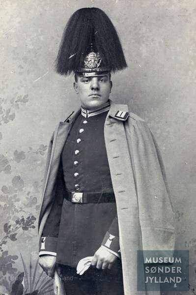 Chresten Espensen (1882-1915) Købingsmark, Nordborg
