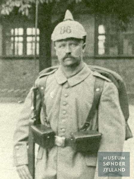 Carl August Lorenz Christensen (1879-1914) Elstrup, Egen