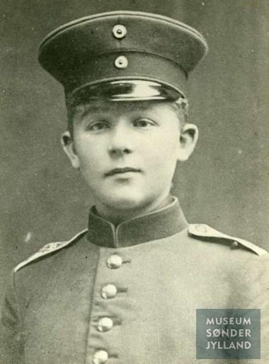 Christian August Heinrich Sindt (1896-1915) Sønderborg