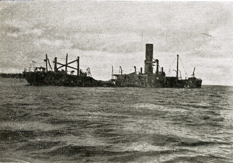 12. juli 1915. Sønderjyderne indtager Dar es Salaam