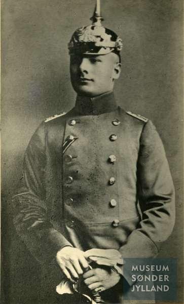 Hans Gustav Karl Johann (1893-1915) Sønderborg