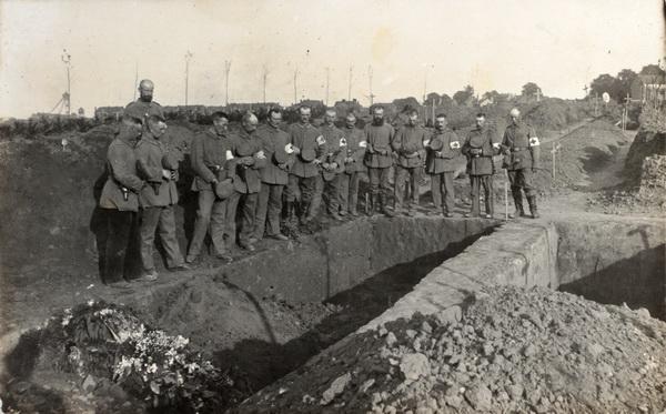 25. maj 1915 – Et eftermæle fra felten