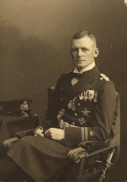 """20. august 1917 – U38: """"Trykskroget knagede, det var ingen fornøjelse …"""""""