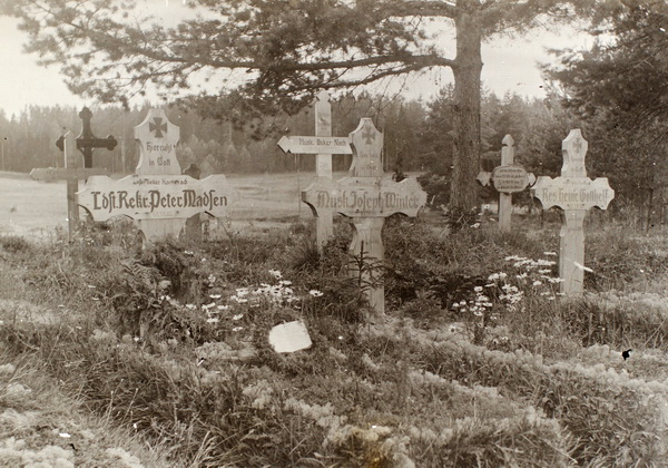 31. juli 1915 – De faldne