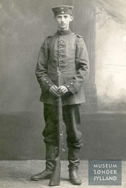 Friedrich Christian Witt (1897-1915) Sønderborg