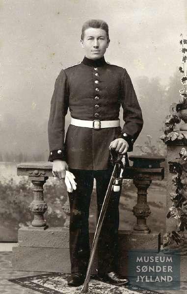 Jacob Nicolaisen (1882-1915) Holballe, Tandslet