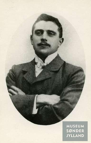 Christian Philip Søren Kammeyer (1886-1915) Gråsten