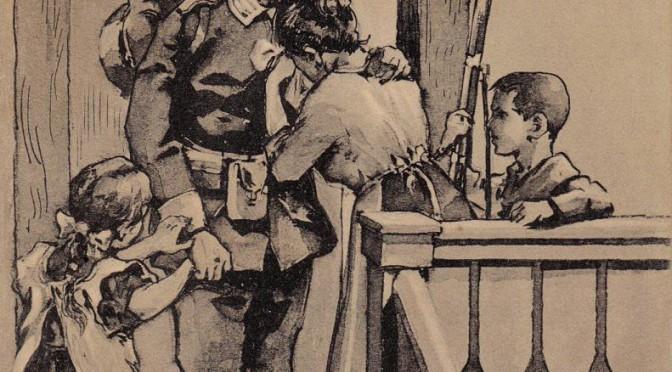 16. december 1915. Nyt på siden om Otto Theodor Wagner