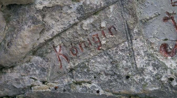 """Fotos fra """"Königin-Höhle"""" på Vestfronten"""