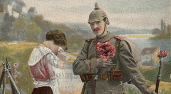 21. januar 1916. Seksdages turnus ved Loretto