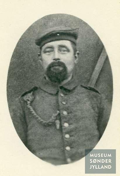 Christian Clausen (1884-1916) Engelshøj, Ulkebøl