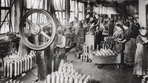 Kvindearbejde 1916