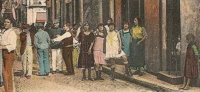 Prostituerede