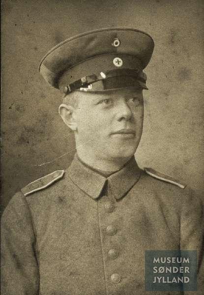 Franz Nagel (1886-1916) Hamburg