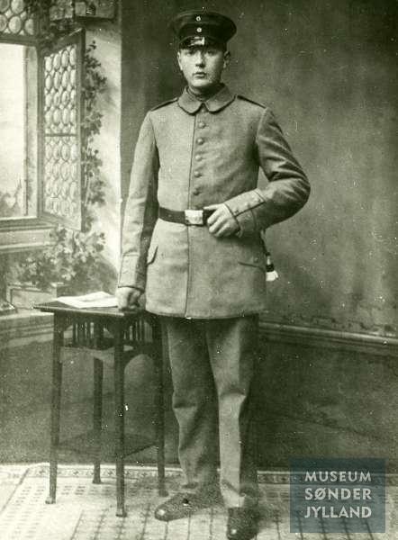 Hans Julius Bonde (1896-1916) Ketting