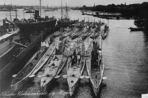 U-Boote_Kiel_1914