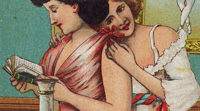 8. august 1916. Vin, kvinder og øretæver