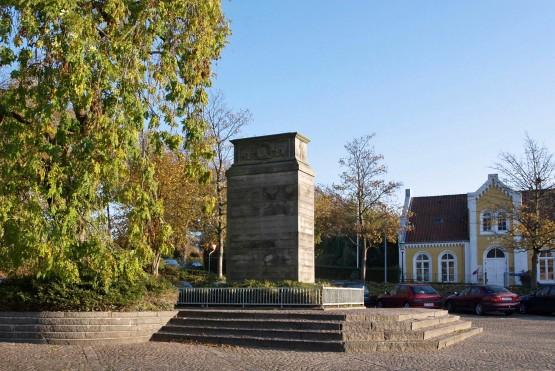 Mindesten, Skt. Marie Kirke, Sønderborg
