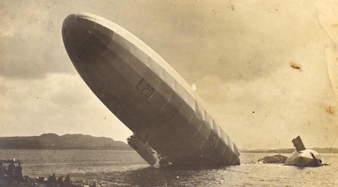 Nyt om flyhangaren på Zeppelinbasen i Tønder