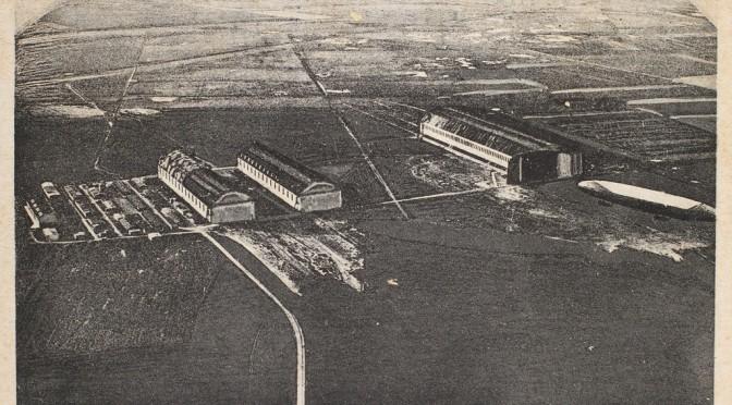 4. maj 1915 – Tønder Luftskibsbase angrebet