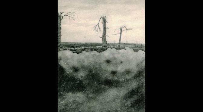 19. maj 1916. Gasangreb i Champagne