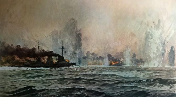 31. maj 1916. Jyllandsslaget – baggrund og forløb