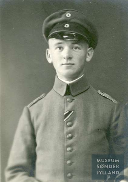 Fritz Otto Hans Reuter (1897-1916) Sønderborg